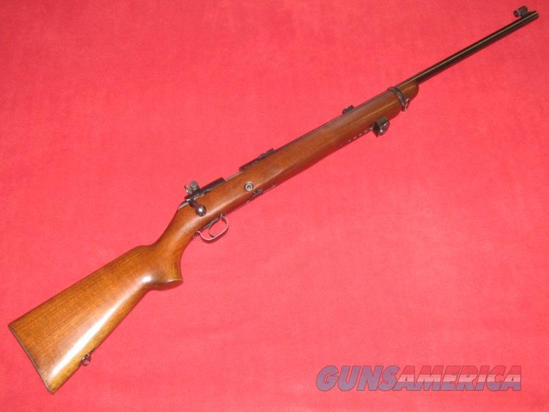 Winchester 52B Target Rifle (.22 LR  Guns > Rifles > Winchester Rifles - Modern Bolt/Auto/Single > Other Bolt Action
