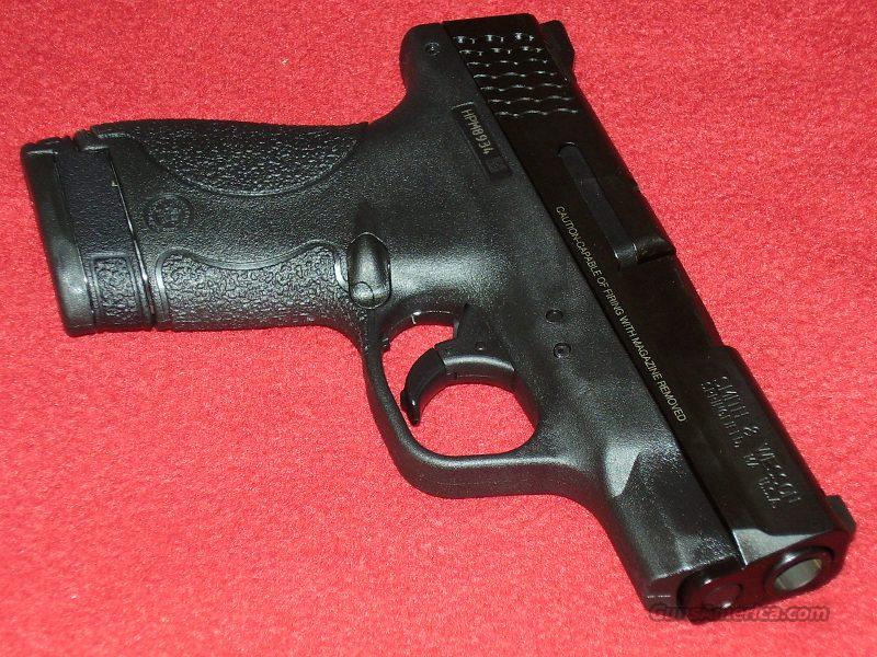 S&W M&P Shield Pistol (.40 S&W)  Guns > Pistols > Smith & Wesson Pistols - Autos > Shield