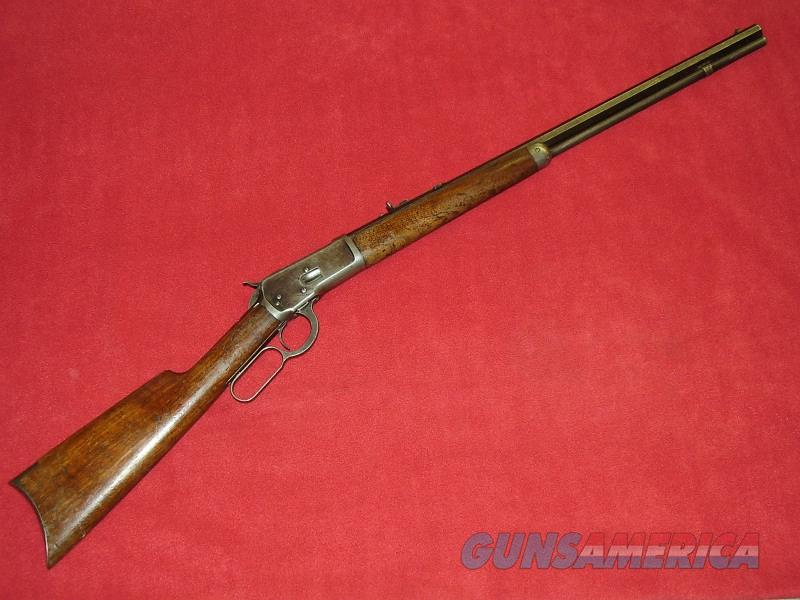 Winchester 1892 Rifle (.25-20)  Guns > Rifles > Winchester Rifles - Modern Lever > Other Lever > Pre-64