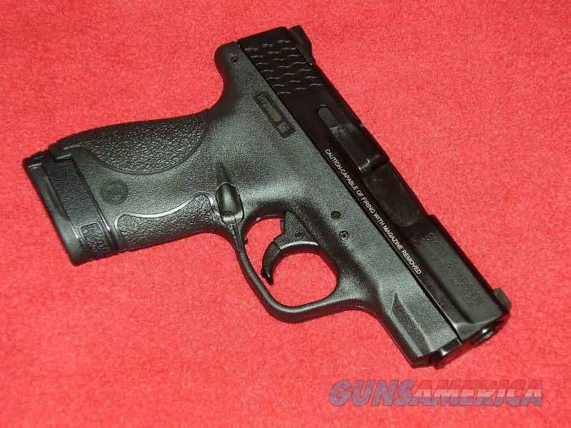 S&W M&P 9 Shield Pistol (9mm)  Guns > Pistols > Smith & Wesson Pistols - Autos > Shield