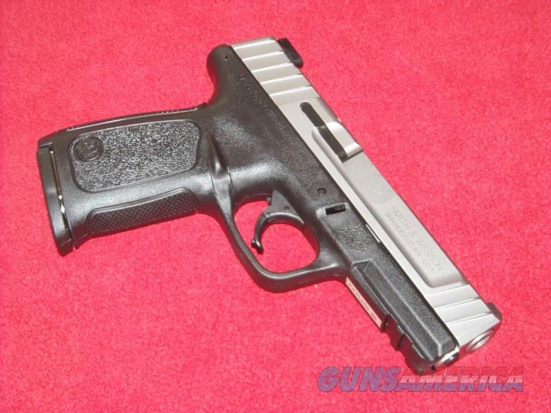 S&W SD9VE Pistol (9mm)  Guns > Pistols > Smith & Wesson Pistols - Autos > Polymer Frame