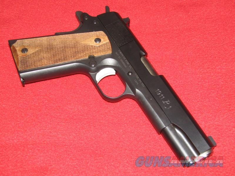 Remington R1 1911 Pistol (.45 ACP)  Guns > Pistols > Remington Pistols - Modern > 1911