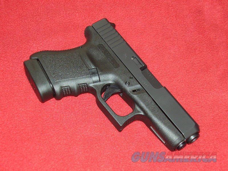 Glock 36 Gen 3 Pistol (.45 ACP)  Guns > Pistols > Glock Pistols > 29/30/36