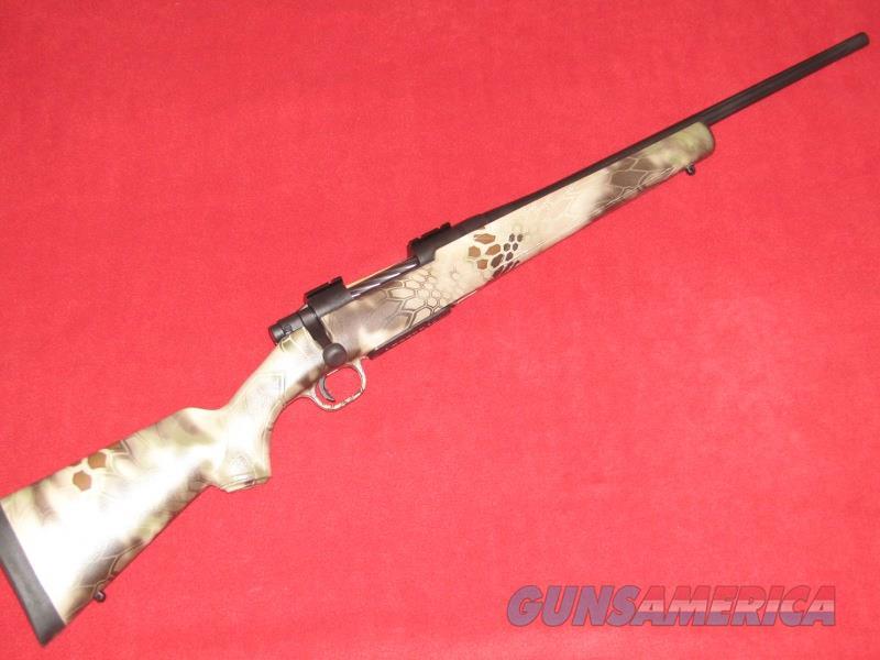 Mossberg Patriot Highlander Rifle (.243 Win.)  Guns > Rifles > Mossberg Rifles > Patriot