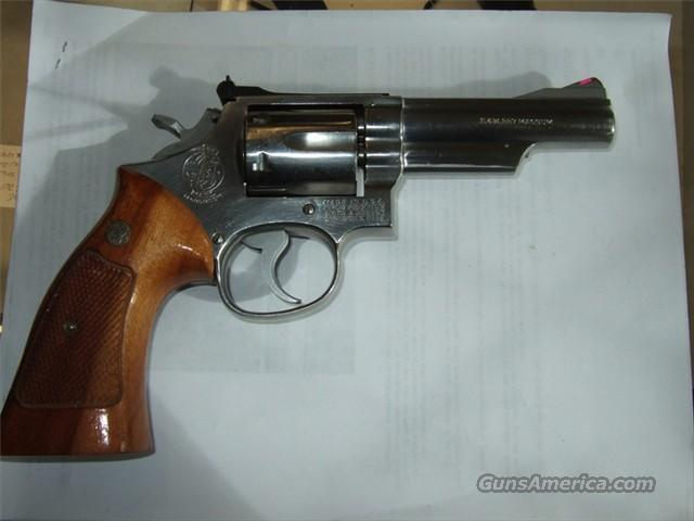"Smith & Wesson Model 66, 4"", .357 Magnum  Guns > Pistols > Smith & Wesson Revolvers > Full Frame Revolver"