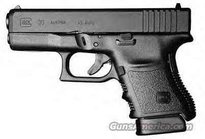 Glock 30, .45acp, 10 Round Magazine  Guns > Pistols > Glock Pistols > 29/30/36