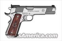 Springfield Trophy Match 1911  Springfield Armory Pistols > 1911 Type