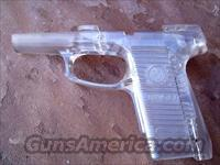 Ruger P95 transparent acrylic receiver  Non-Guns > Gun Parts > Misc > Pistols