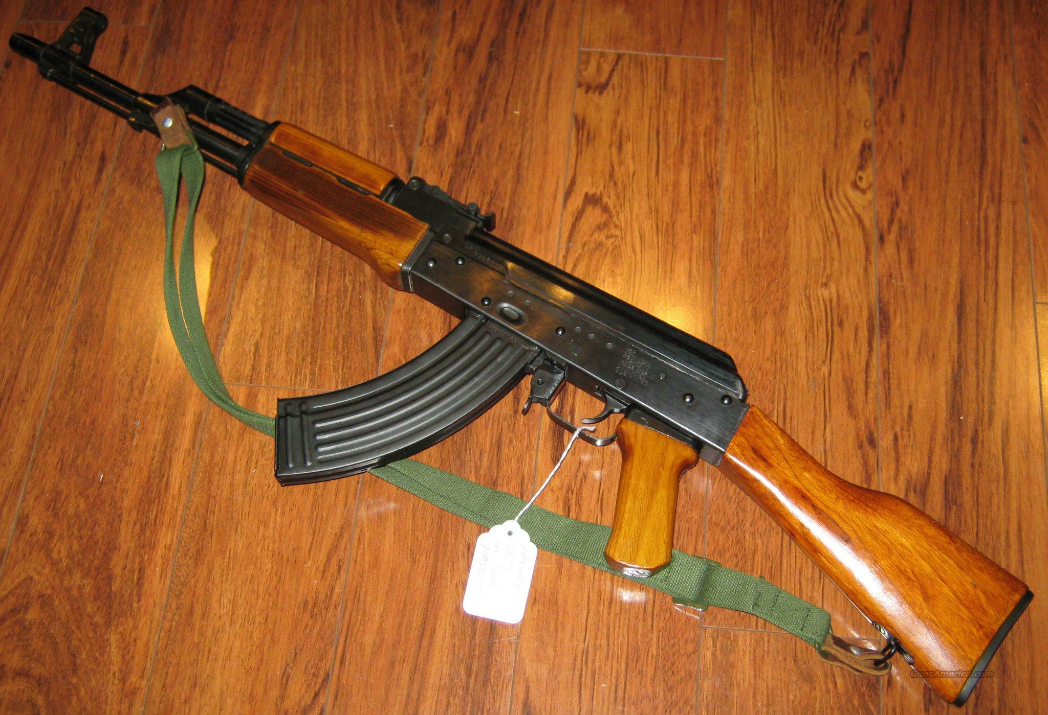 NORINCO 56S AK47 Type -- All Matching Serials 7.62x39MM  Guns > Rifles > AK-47 Rifles (and copies) > Full Stock