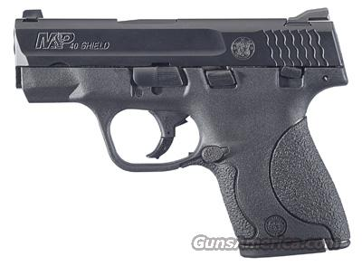 Smith & Wesson M&P 40 Shield .40 S&W NEW 2 Mag  Guns > Pistols > Smith & Wesson Pistols - Autos > Shield