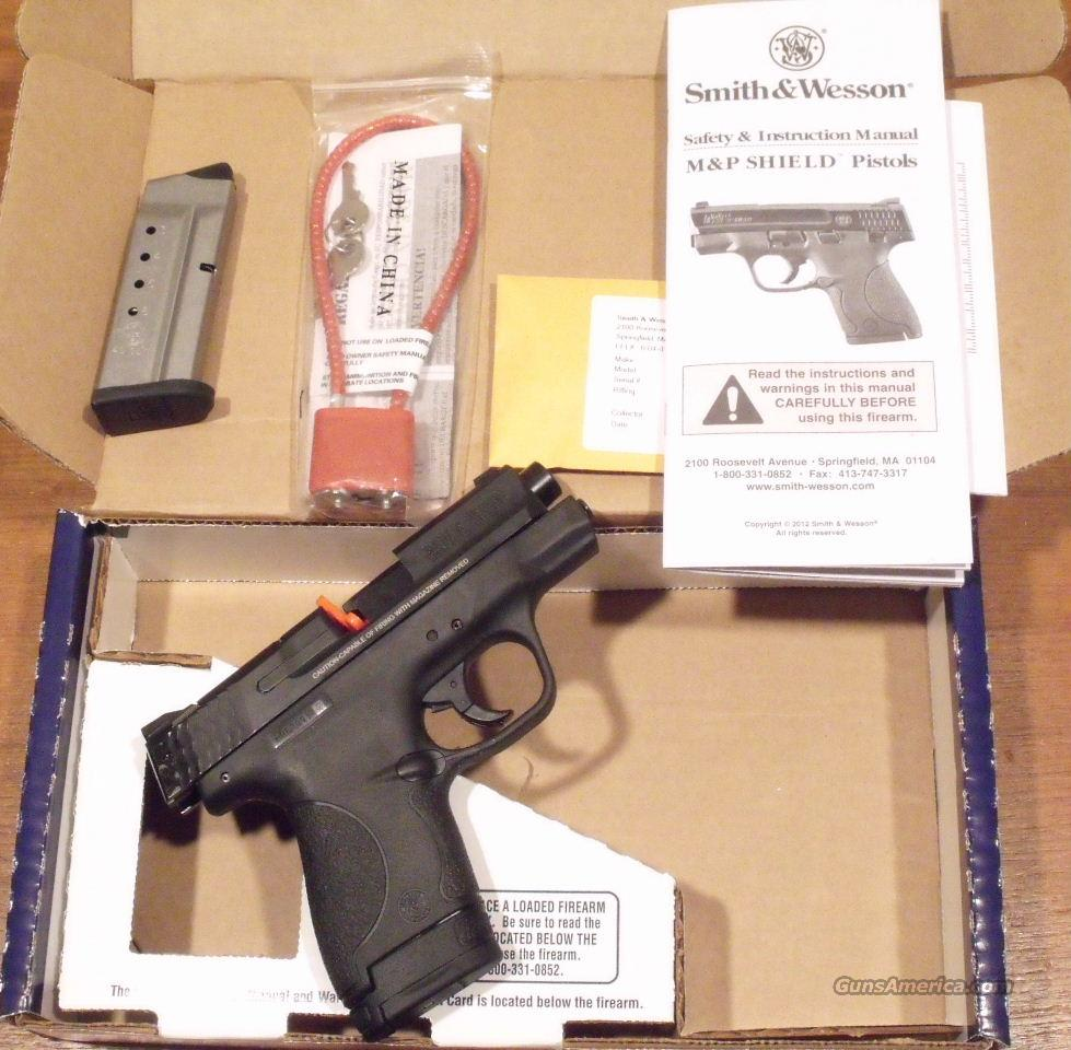 Smith & Wesson M&P 40 Shield POST RECALL .40 S&W NEW 2 Mag  Guns > Pistols > Smith & Wesson Pistols - Autos > Shield