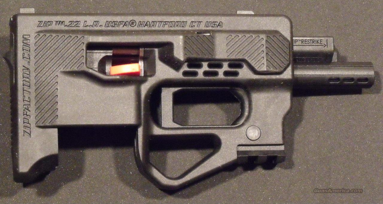 USFA Factory US Fire Arms ZiP Pistol .22 LR NEW Black   Guns > Pistols > USFA Pistols