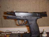 S&W M&P 9mm barely used  Guns > Pistols > Smith & Wesson Pistols - Autos > Polymer Frame