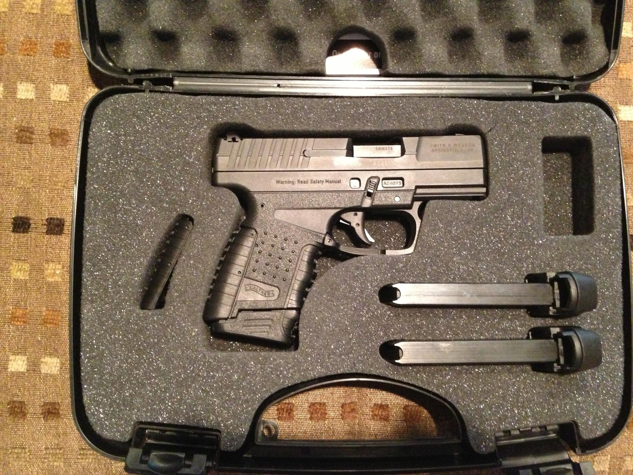 Brand new Walther PPS 9mm  Guns > Pistols > Walther Pistols > Post WWII > PPS