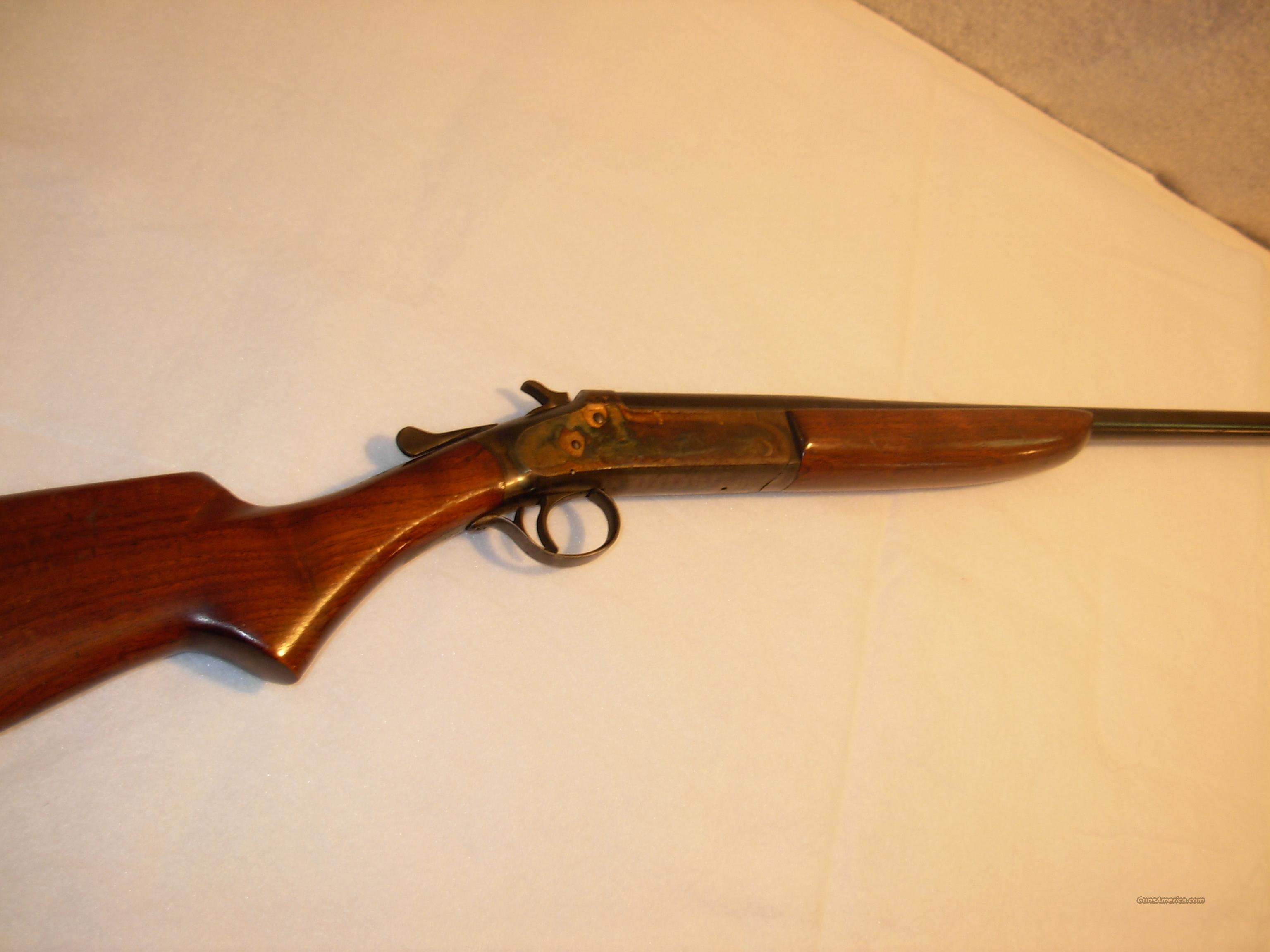 Iver Johnson 16 Gauge  Champion  Guns > Shotguns > Iver Johnson Shotguns