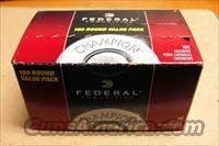 100 rds. of Federal 9mm ammo  Non-Guns > Ammunition