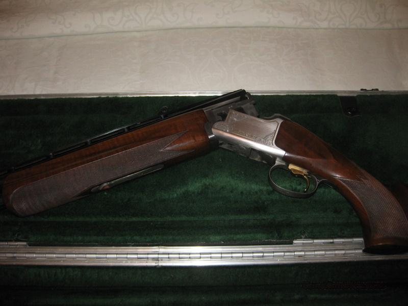 Browning Ultra XS Skeet 12ga w/ 20ga Briley Tubes  Guns > Shotguns > Browning Shotguns > Over Unders > Citori > Trap/Skeet
