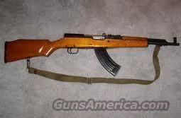 SKS Model M Paratrooper  Guns > Rifles > SKS Rifles