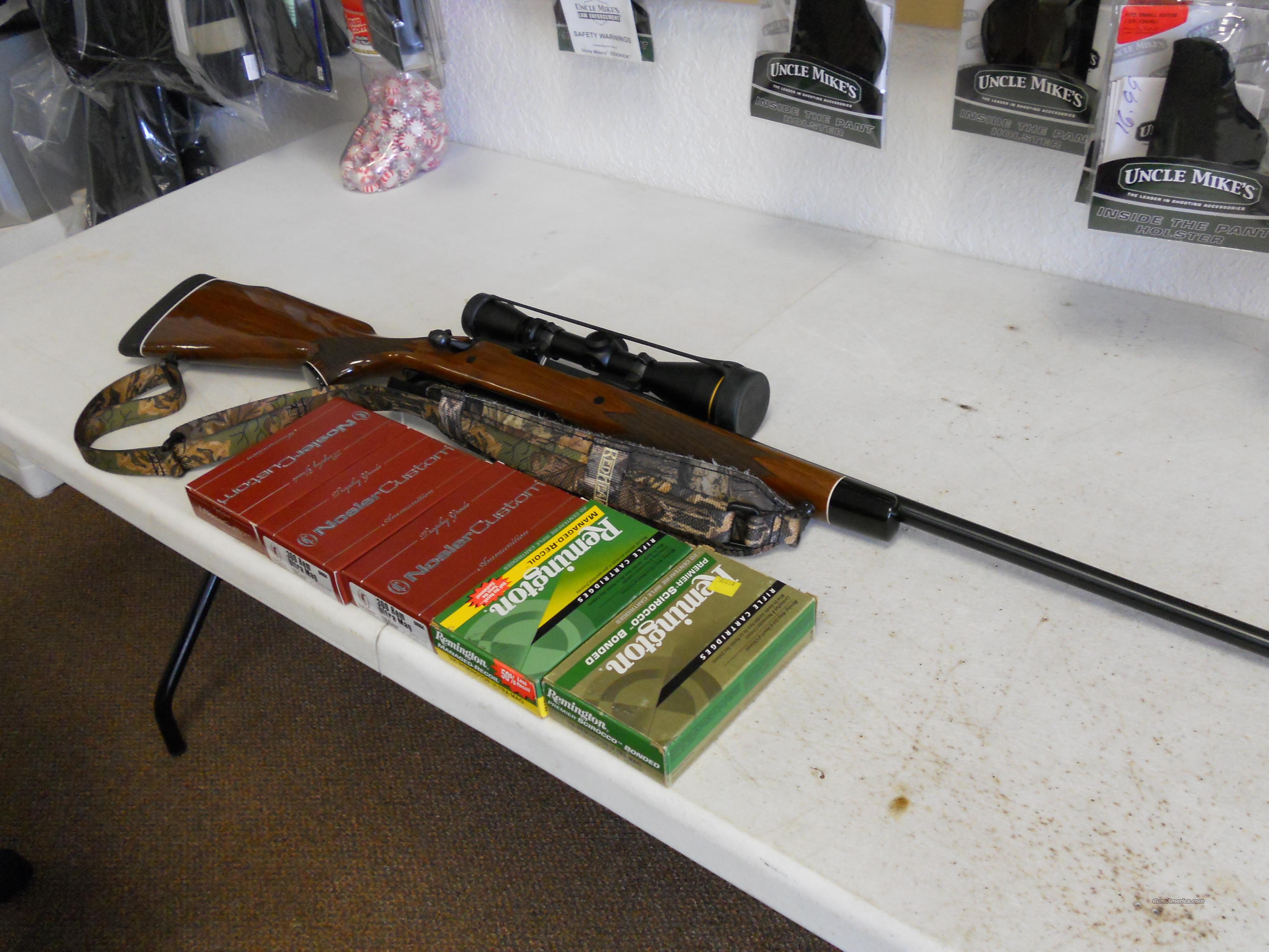 Remington model 700BDL Custom Deluxe  Guns > Rifles > Remington Rifles - Modern > Model 700 > Sporting