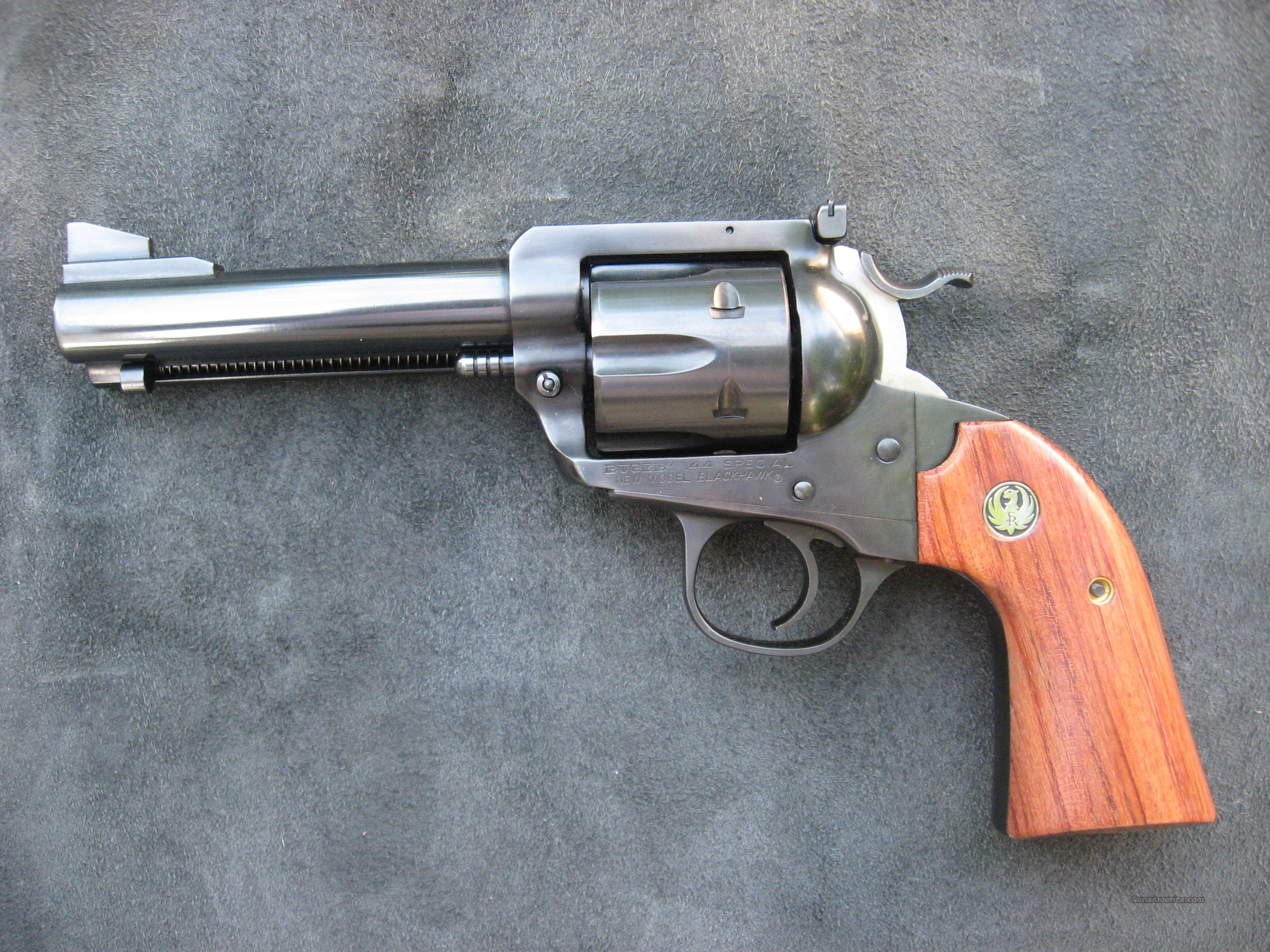 Custom Ruger Flat Top Blackhawk  Guns > Pistols > Ruger Single Action Revolvers > Blackhawk Type