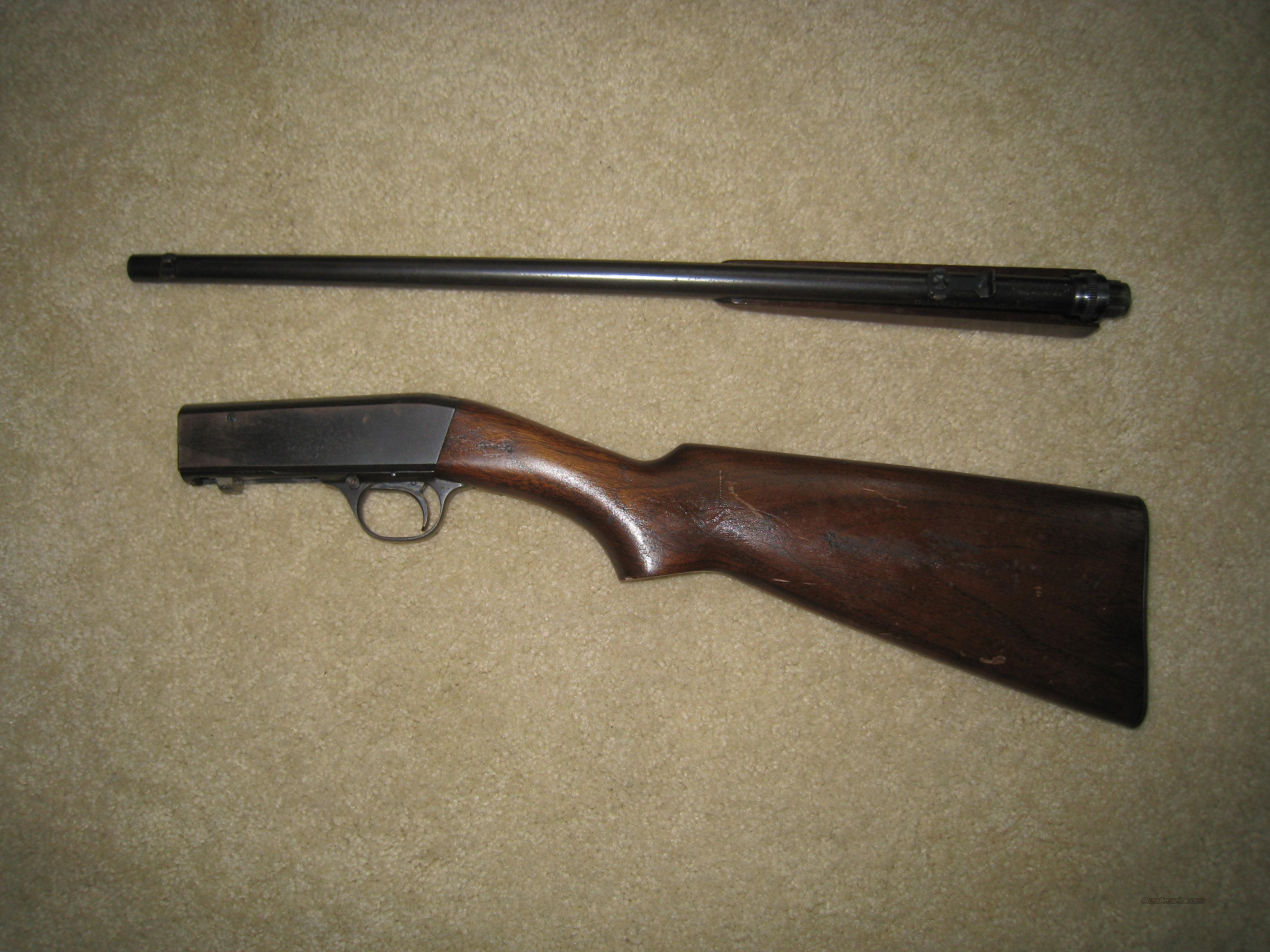 Remington Model 24 , .22L/R  Guns > Rifles > Remington Rifles - Modern > .22 Rimfire Models