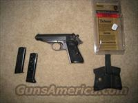 Walther PP WWII  .32-w/3-magazines  Guns > Pistols > Walther Pistols > Pre-1945 > PP