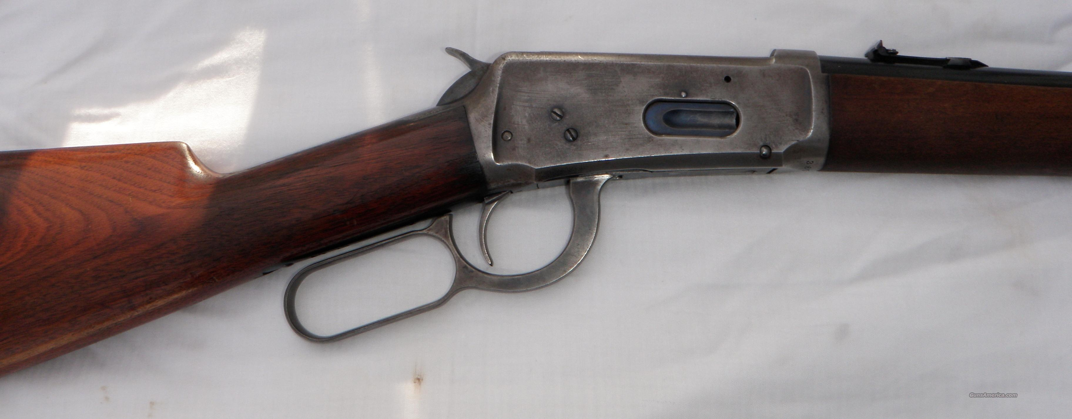 Winchester 1894 saddle ring .32 special  Guns > Rifles > Winchester Rifles - Modern Lever > Model 94 > Pre-64