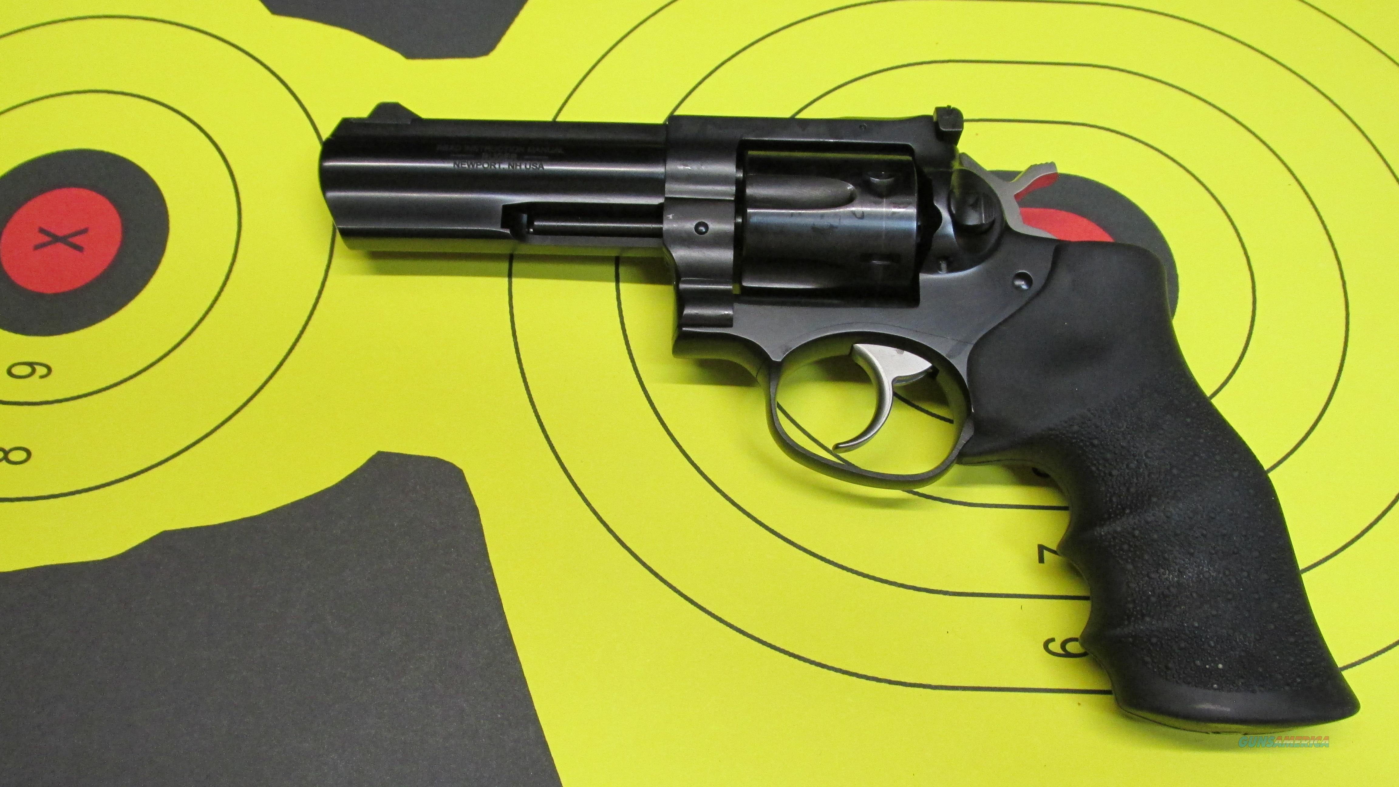 "RUGER GP141 .357 MAGNUM 4.25"" 6 SHOT REVOLVER BLUE  Guns > Pistols > Ruger Double Action Revolver > GP100"