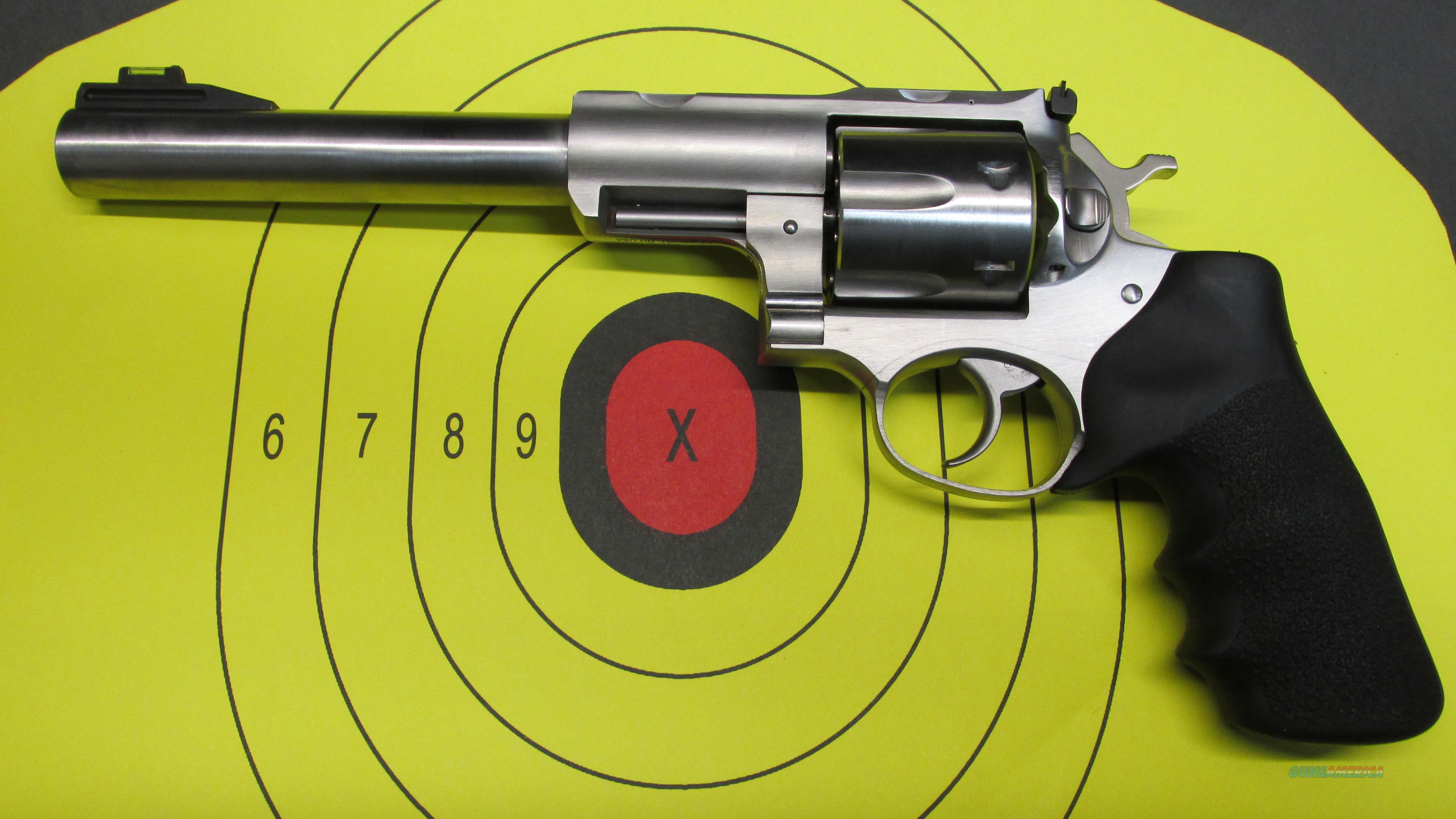RUGER SUPER REDHAWK 44MAG REVOLVER  Guns > Pistols > Ruger Double Action Revolver > Redhawk Type
