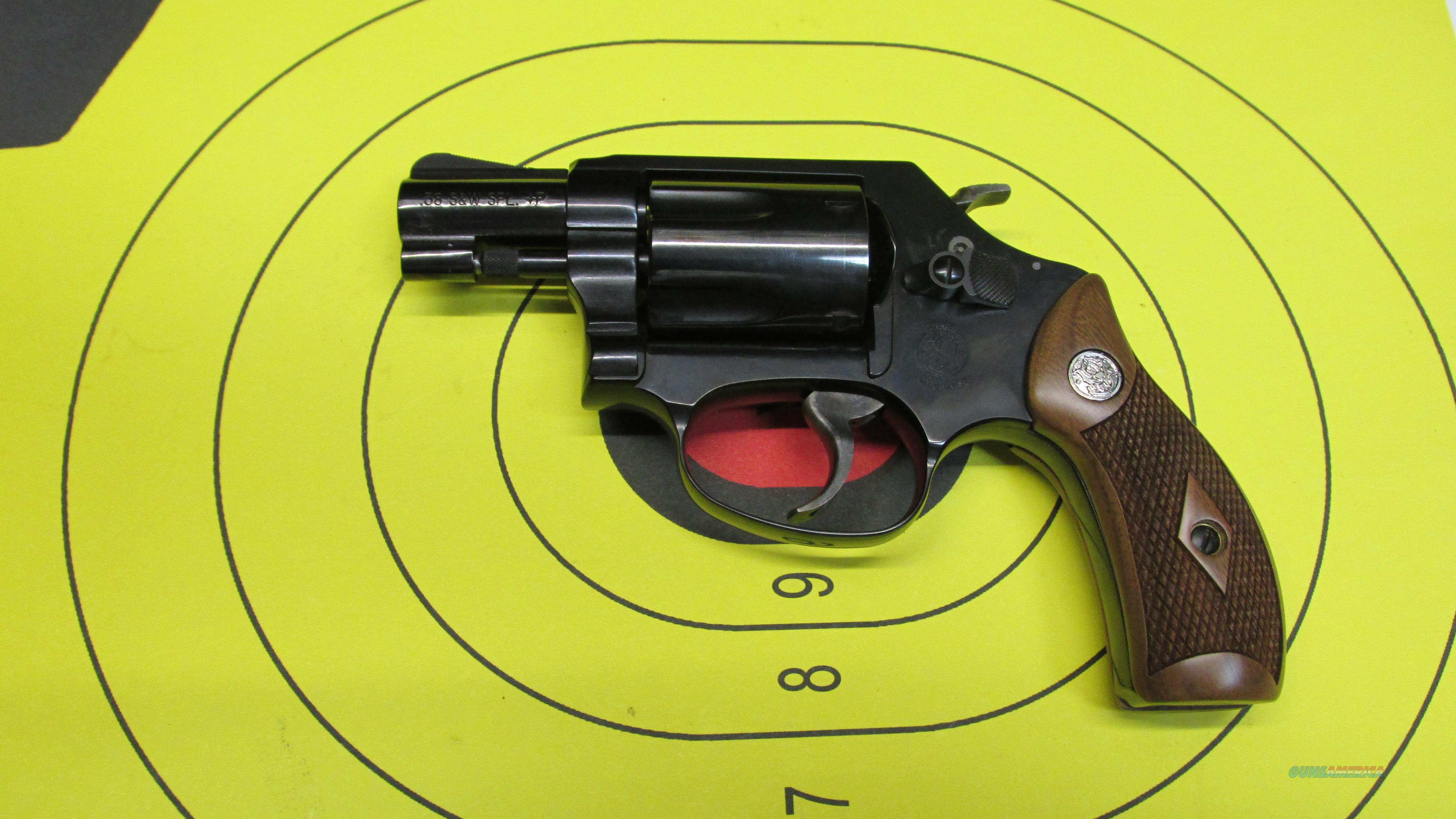 "SMITH & WESSON 36-10 5 SHOT .38 SPECIAL+P REVOLVER, 1.875"" BARREL  Guns > Pistols > Smith & Wesson Revolvers > Small Frame ( J )"