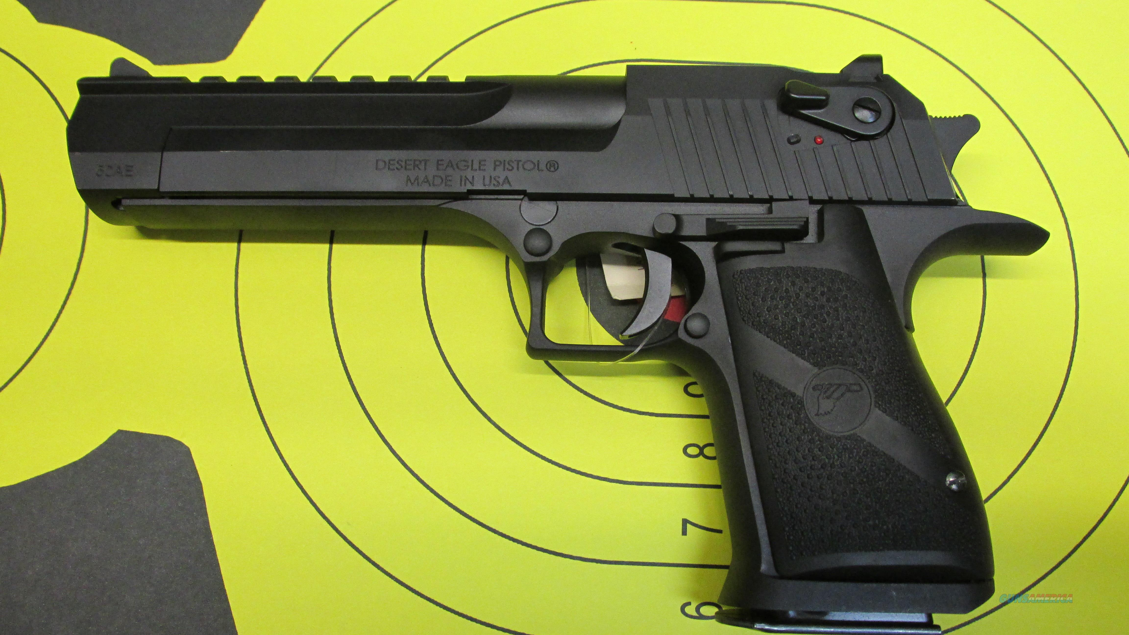 "MAGNUM RESEARCH DESERT EAGLE BLACK 7 ROUND MAGAZINE WITH 6"" BARREL  Guns > Pistols > Magnum Research Pistols"
