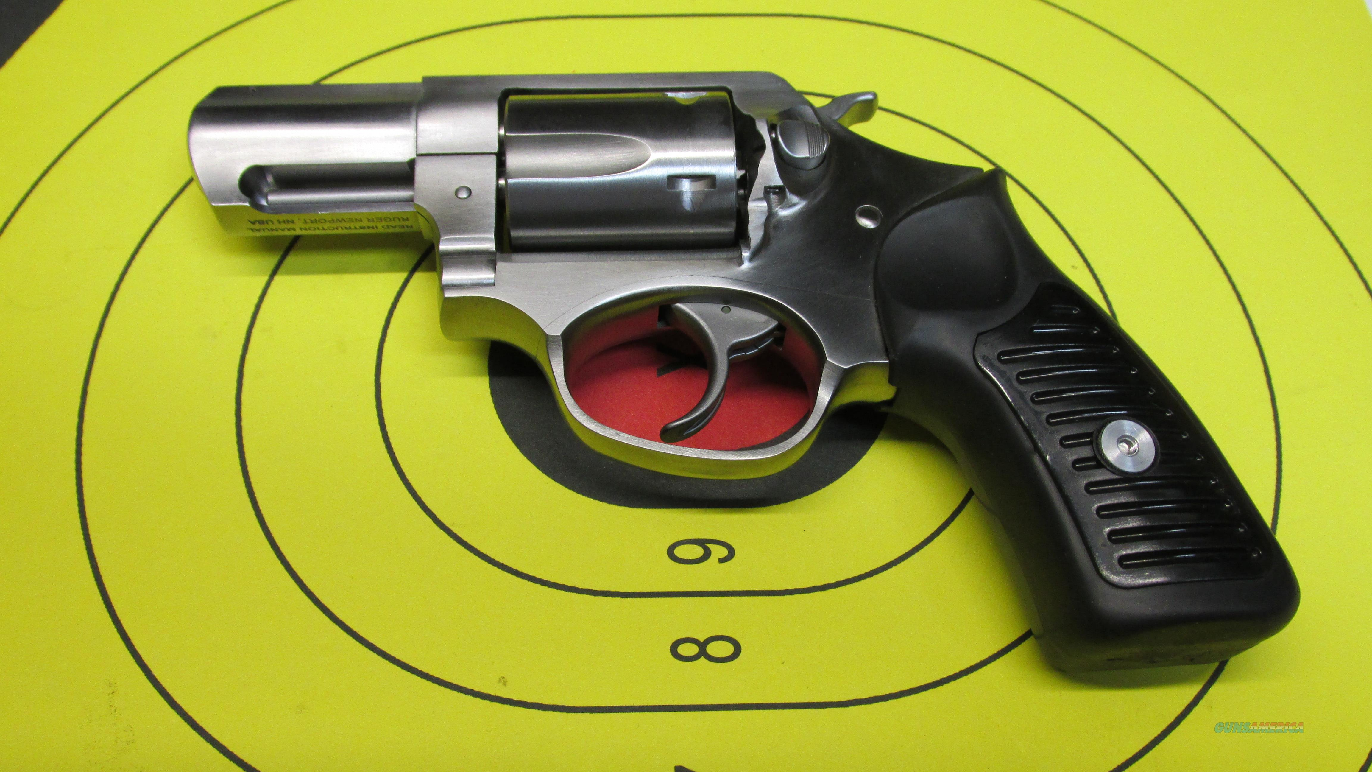 "RUGER SP101, 5 SHOT .38 SPECIAL REVOLVER, 2.25"" BARREL  Guns > Pistols > Ruger Double Action Revolver > SP101 Type"
