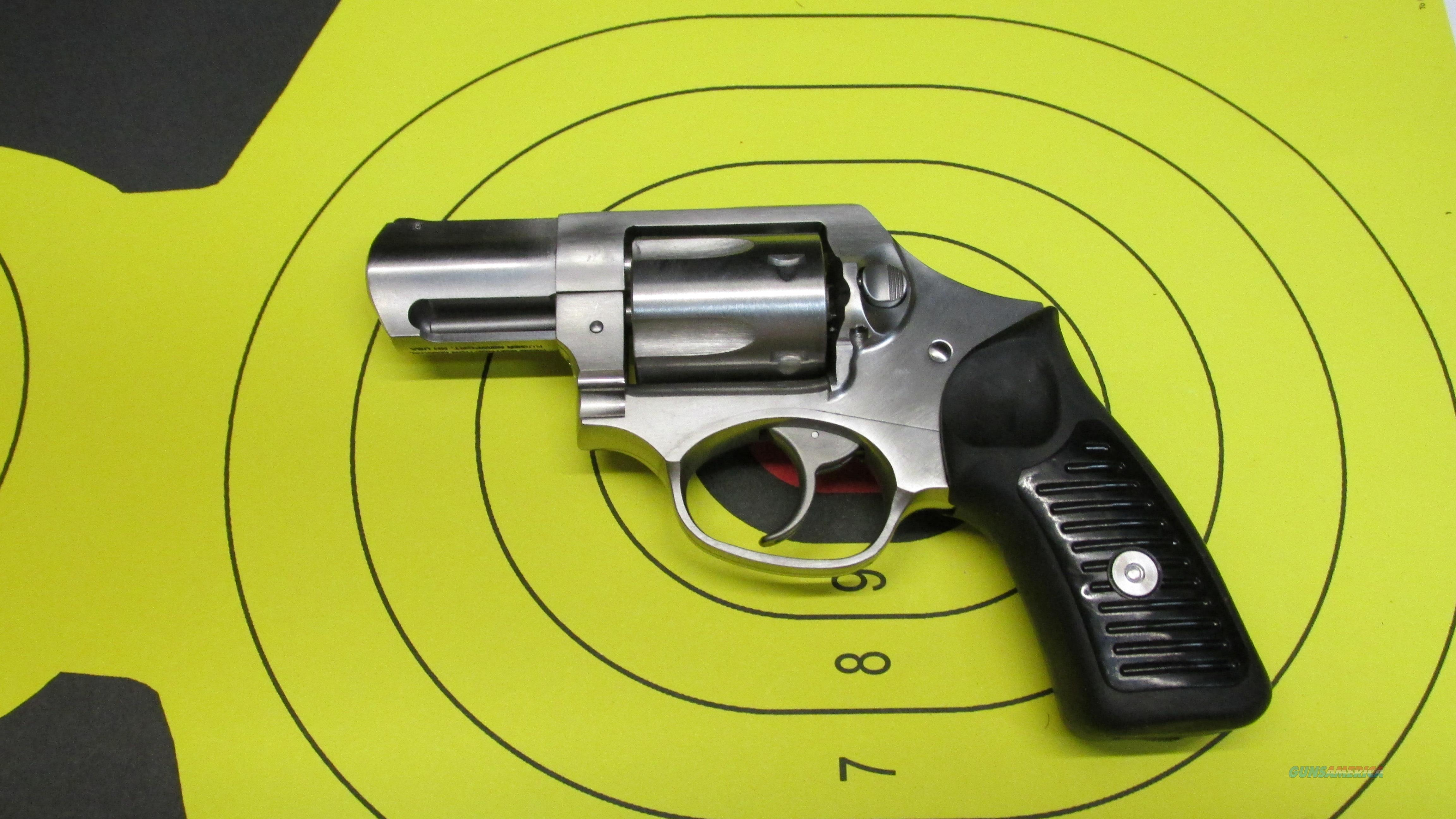 "RUGER SP101 .357 MAGNUM 2.25"" BARREL 5 SHOT REVOLVER  Guns > Pistols > Ruger Double Action Revolver > SP101 Type"