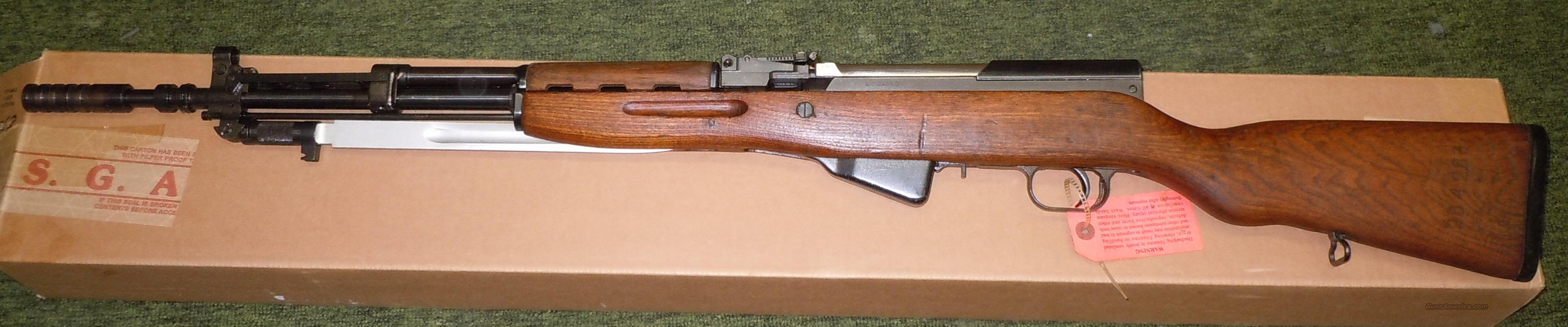 ZASTAVA M59/66A1 7.62X39 SKS RIFLE  Guns > Rifles > SKS Rifles