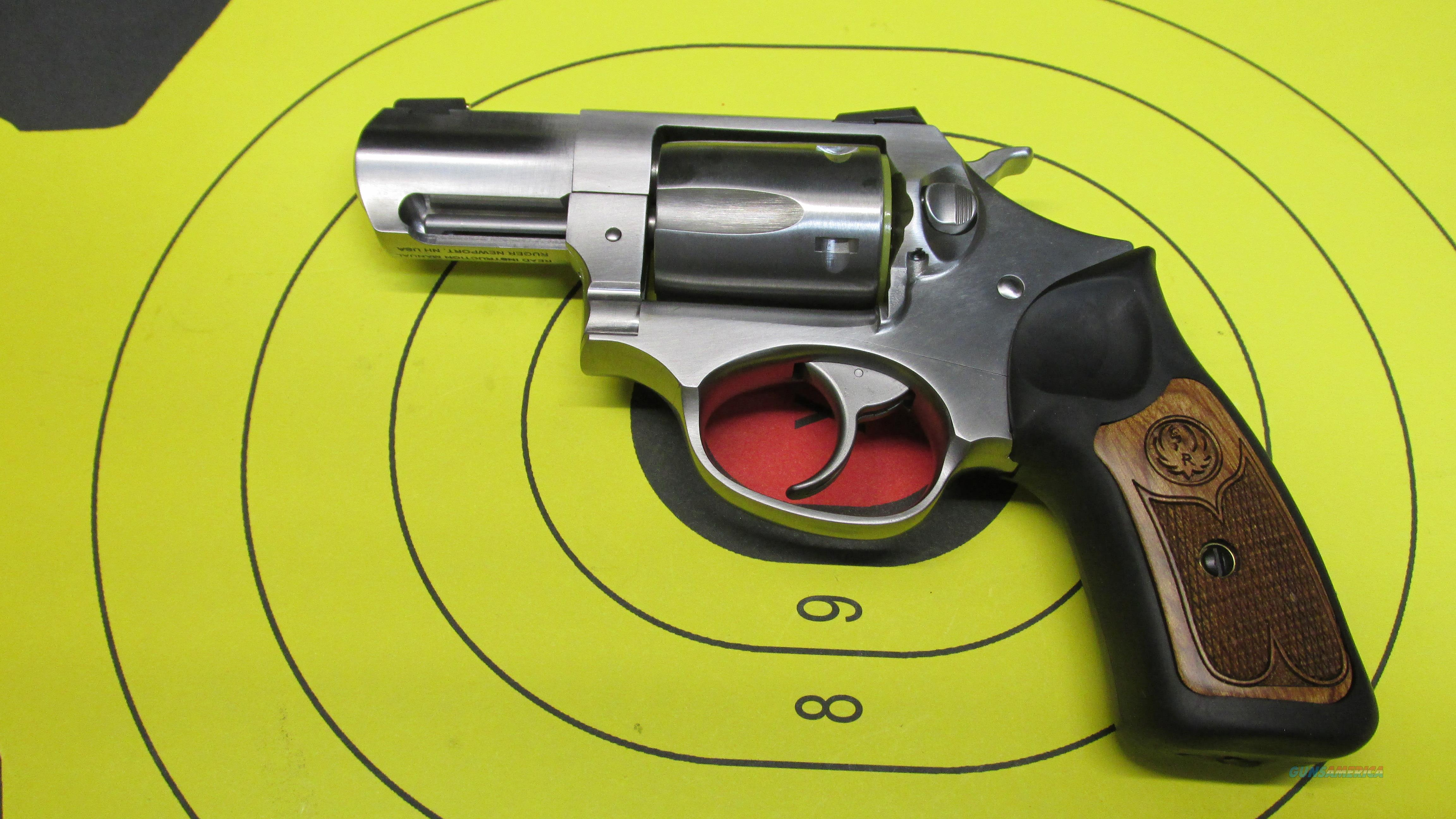 "RUGER SP101 WILEY CLAP 5 SHOT .357 MAGNUM REVOLVER, 2.25"" BARREL.  Guns > Pistols > Ruger Double Action Revolver > SP101 Type"