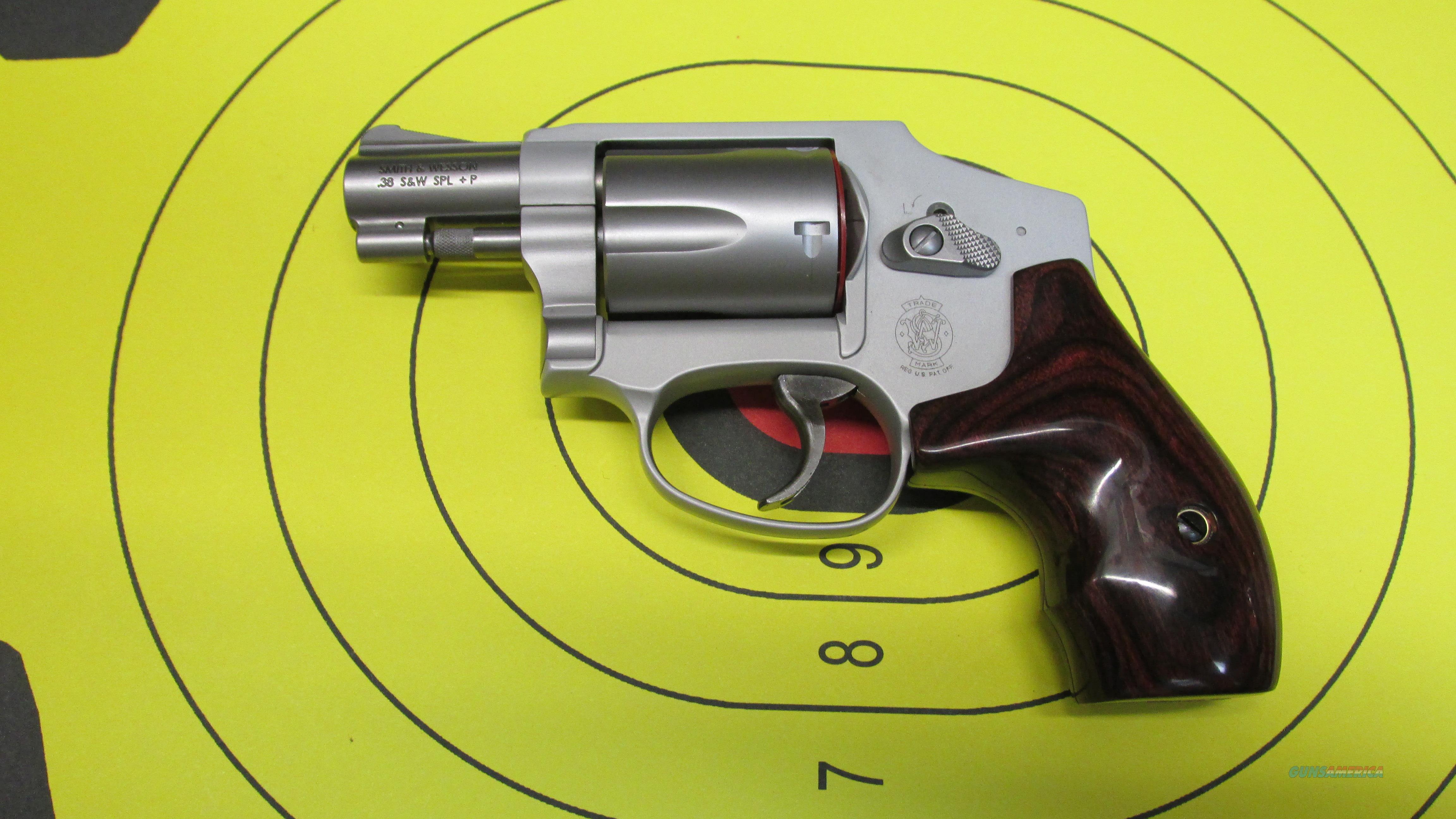 "SMITH &WESSON 642-2 LADYSMITH .38 SPECIAL 5 SHOT REVOLVER, 1.875"" BARREL  Guns > Pistols > Smith & Wesson Revolvers > Small Frame ( J )"