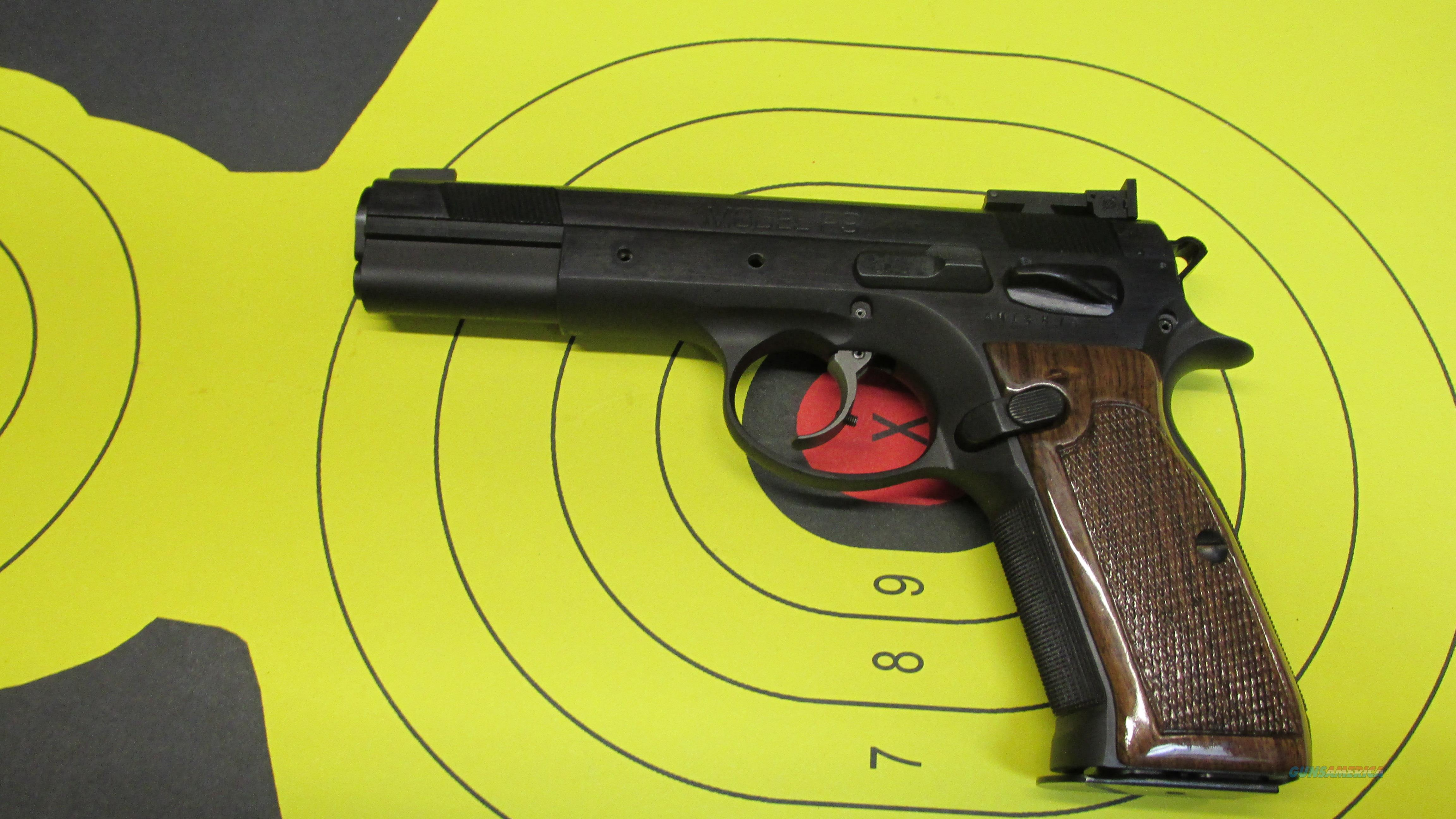 "SPRINGFIELD ARMORY P9 WORLD CUP .40S&W PISTOL 2 12 ROUND MAGAZINES WITH 4"" BARREL  Guns > Pistols > Springfield Armory Pistols > 1911 Type"