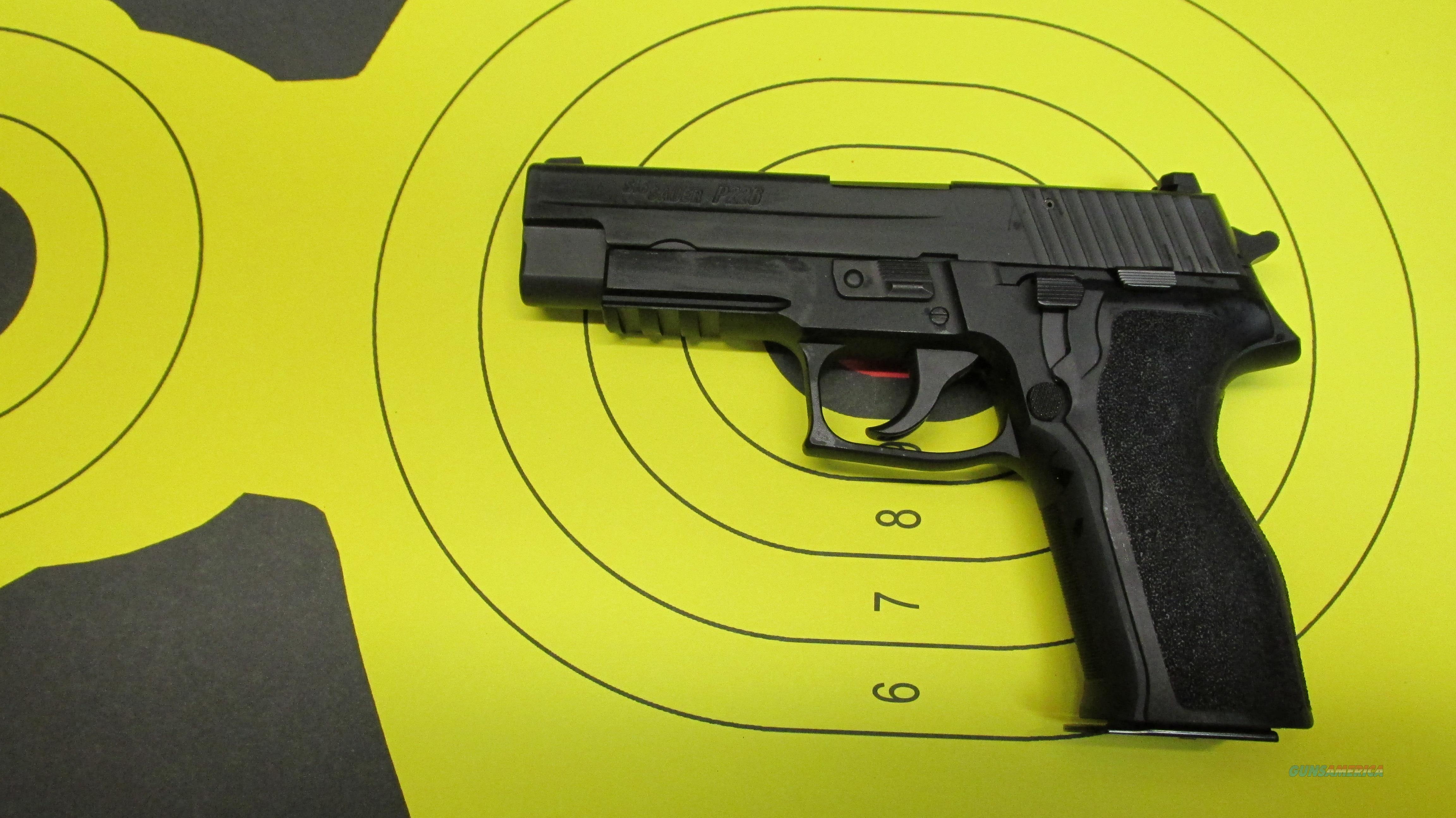 """SIG SAUER P226R 9MM 4.25"""" BARREL 15 ROUND MAGAZINE (2)  Guns > Pistols > Sig - Sauer/Sigarms Pistols > P226"""