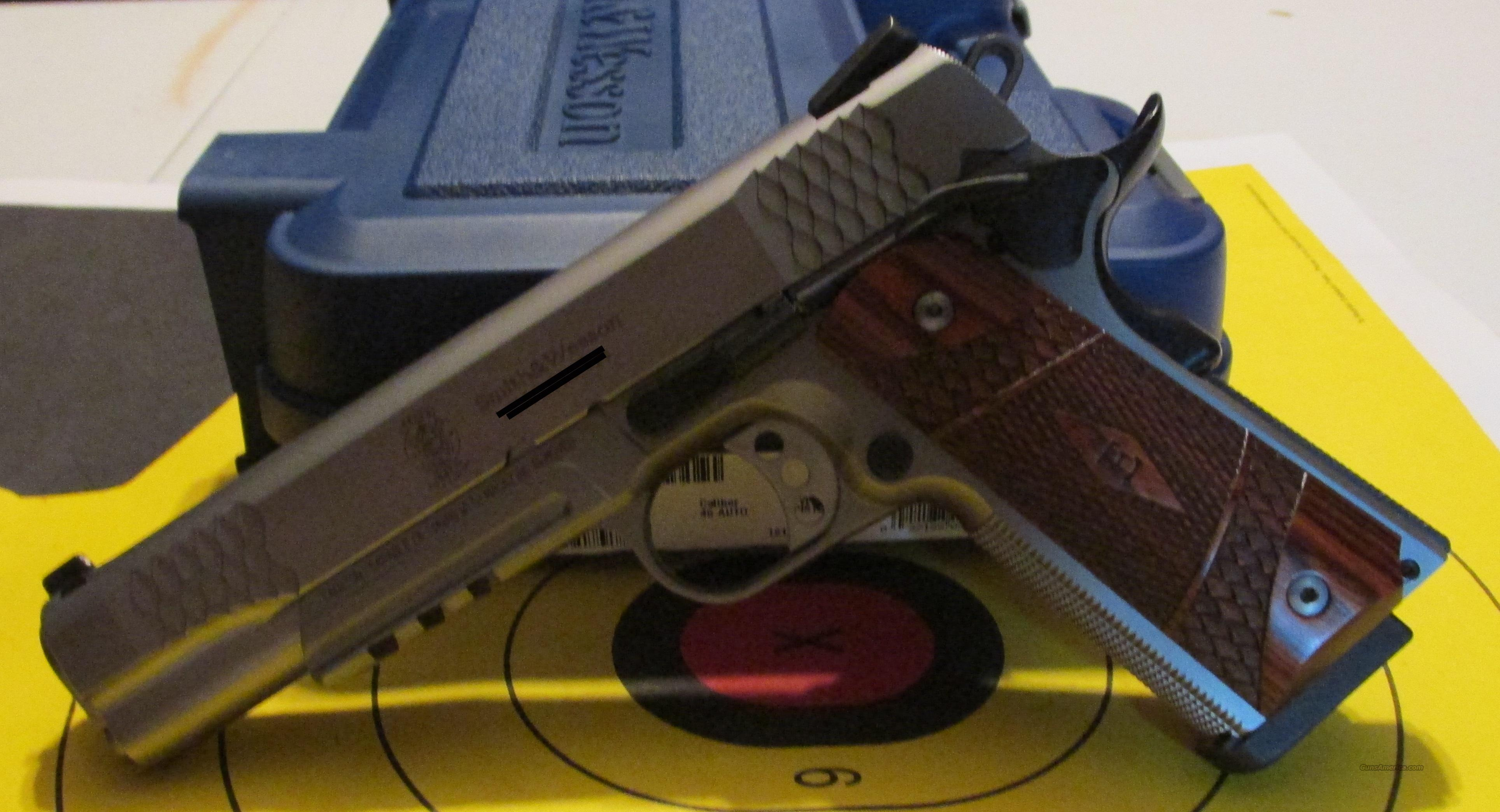 Smith & Wesson 1911 TA 45 ACP  Guns > Pistols > Smith & Wesson Pistols - Autos > Steel Frame