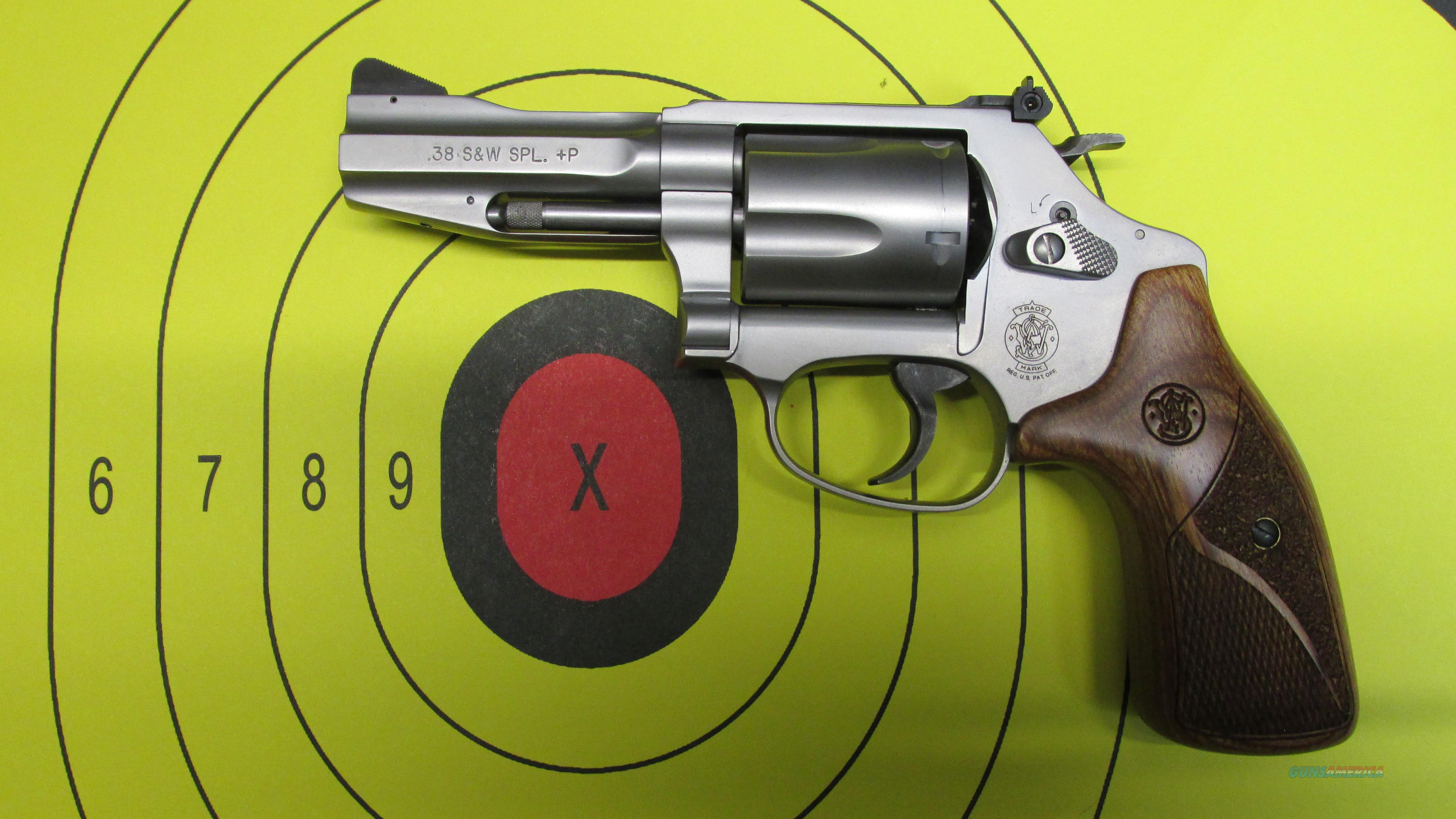 SMITH & WESSON 60-15 PRO SERIES .38 SPL 5 SHOT REVOLVER   Guns > Pistols > Smith & Wesson Revolvers > Performance Center