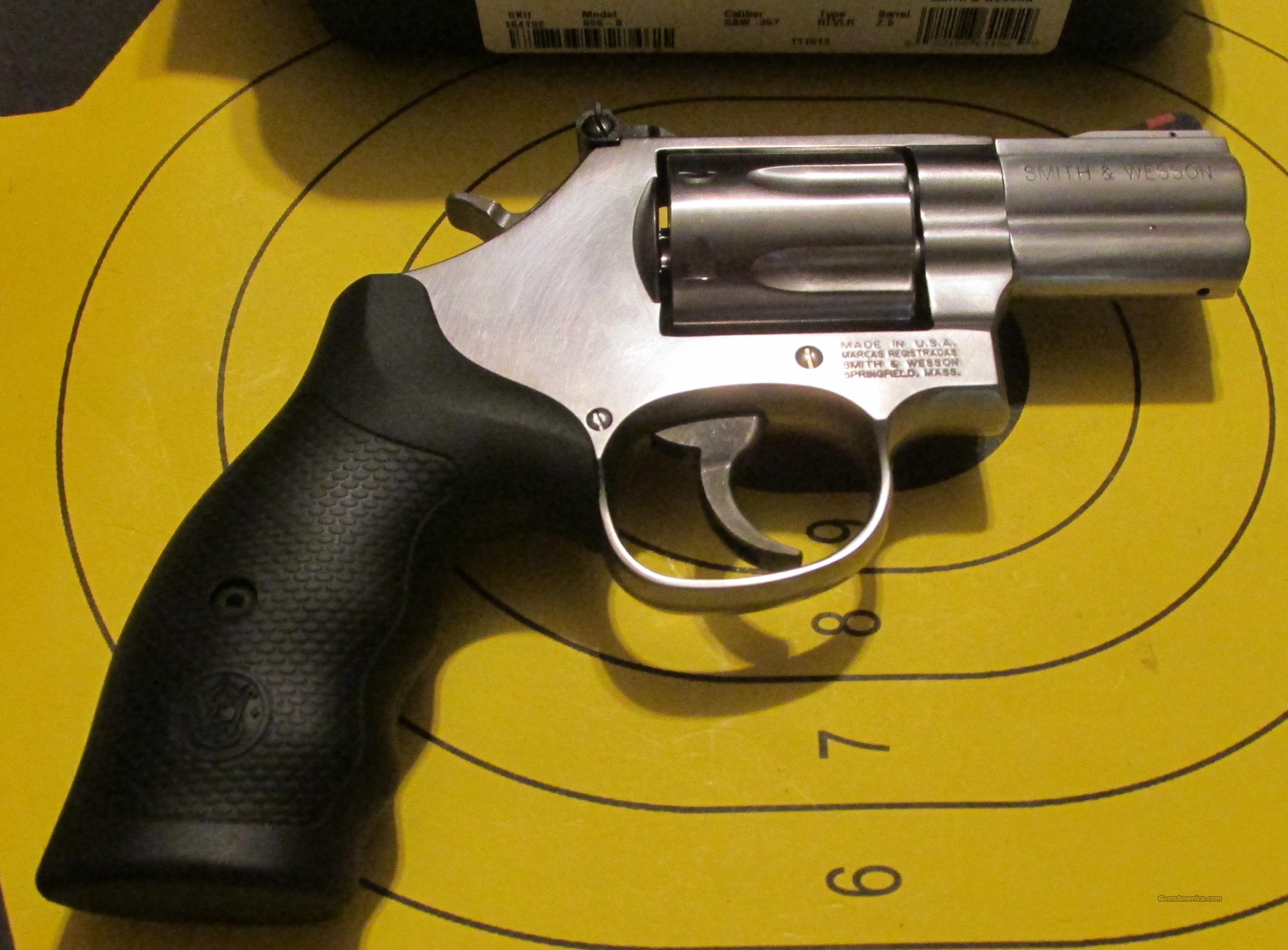 Smith & Wesson 686-6 357 Revolver  Guns > Pistols > Smith & Wesson Revolvers > Full Frame Revolver