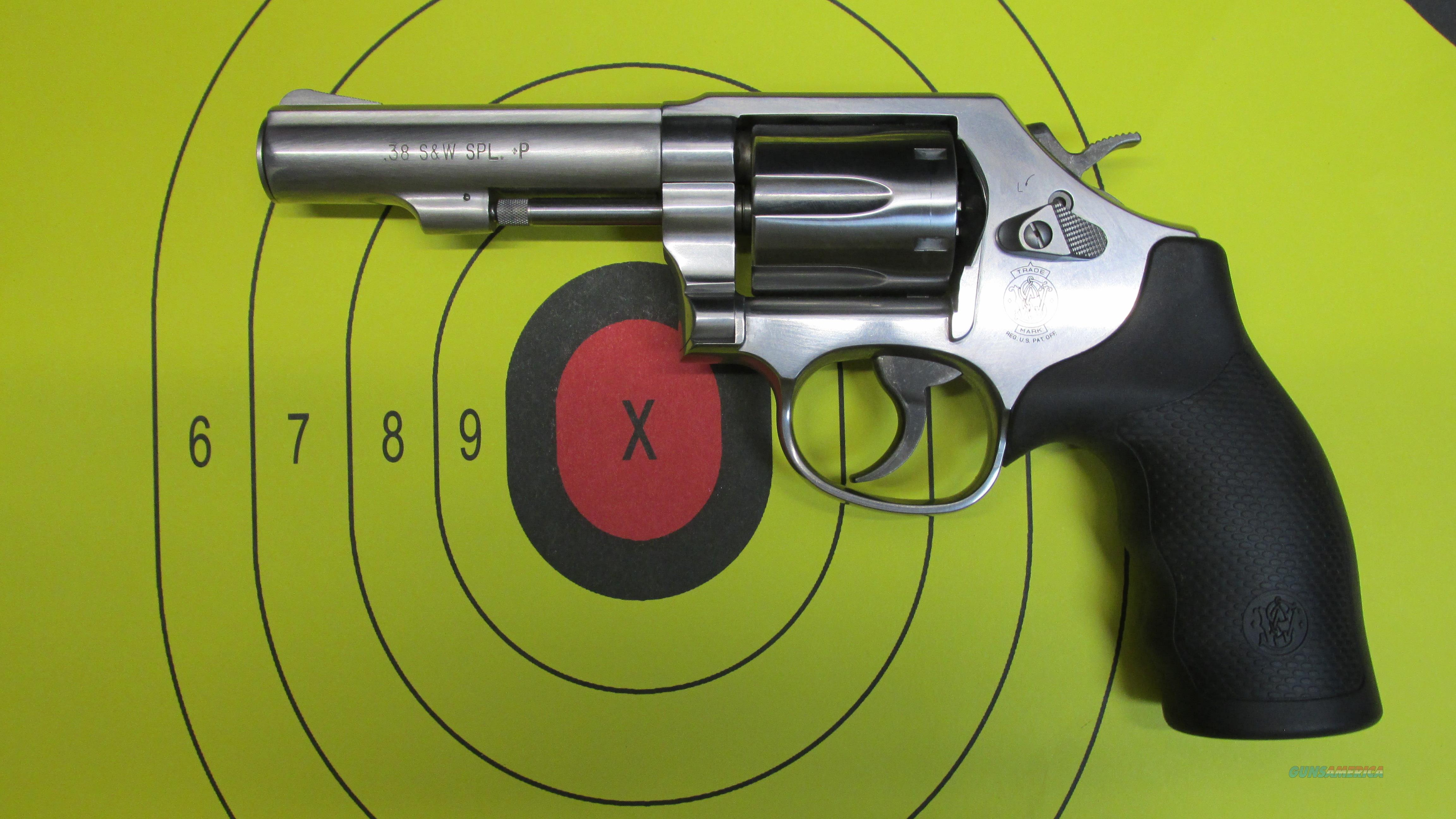 Smith & Wesson 64-8 38Spl 5 Shot Revolver  Guns > Pistols > Smith & Wesson Revolvers > Full Frame Revolver
