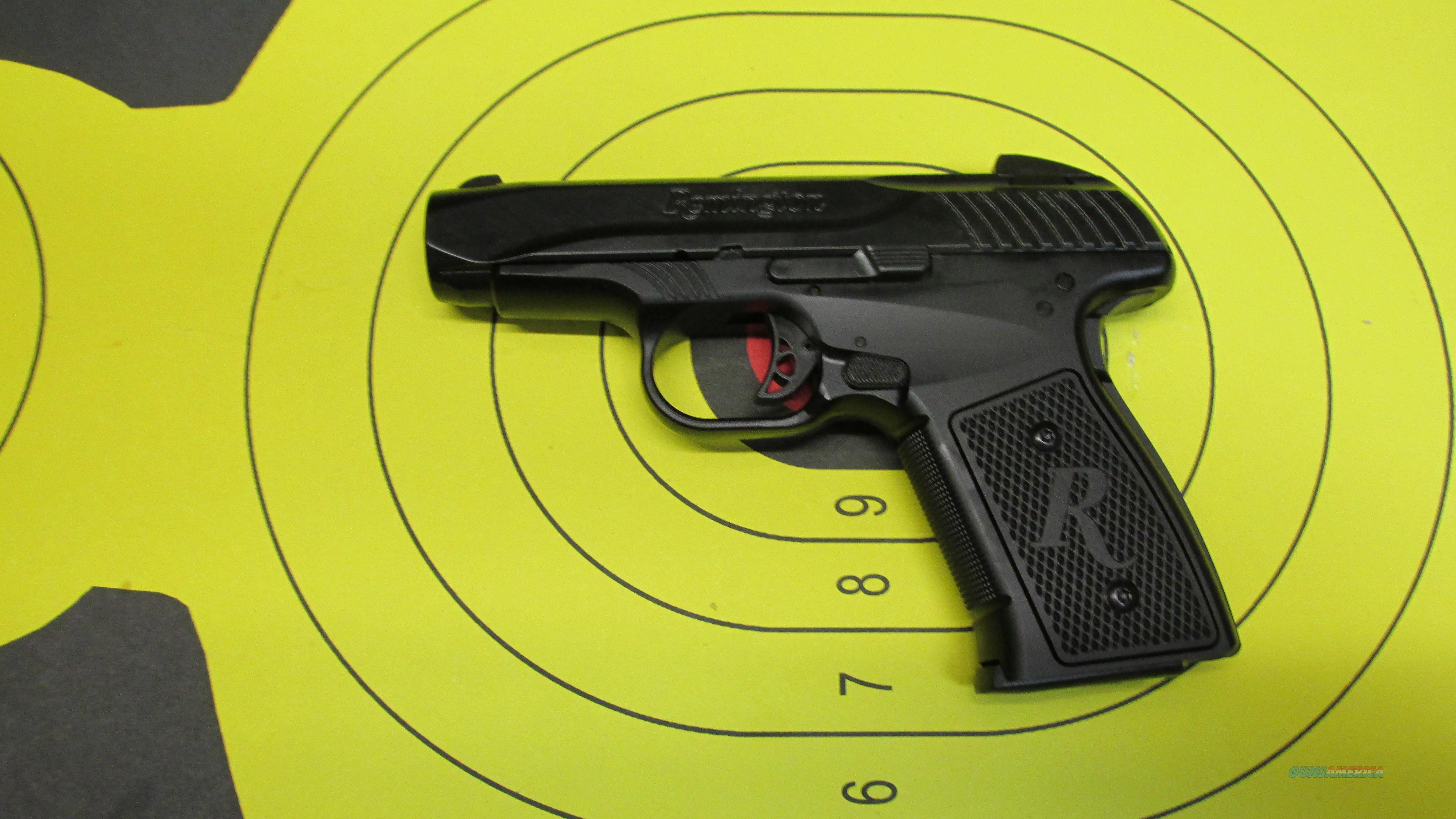 "REMINGTON R51 9MM PISTOL 2 7 ROUND MAGAZINES WITH A 3.4"" BARREL  Guns > Pistols > Remington Pistols XP-100"