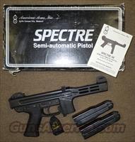 "SPECTRE HC PISTOL 9MM ""THE ITALIAN MP5""  Guns > Pistols > S Misc Pistols"