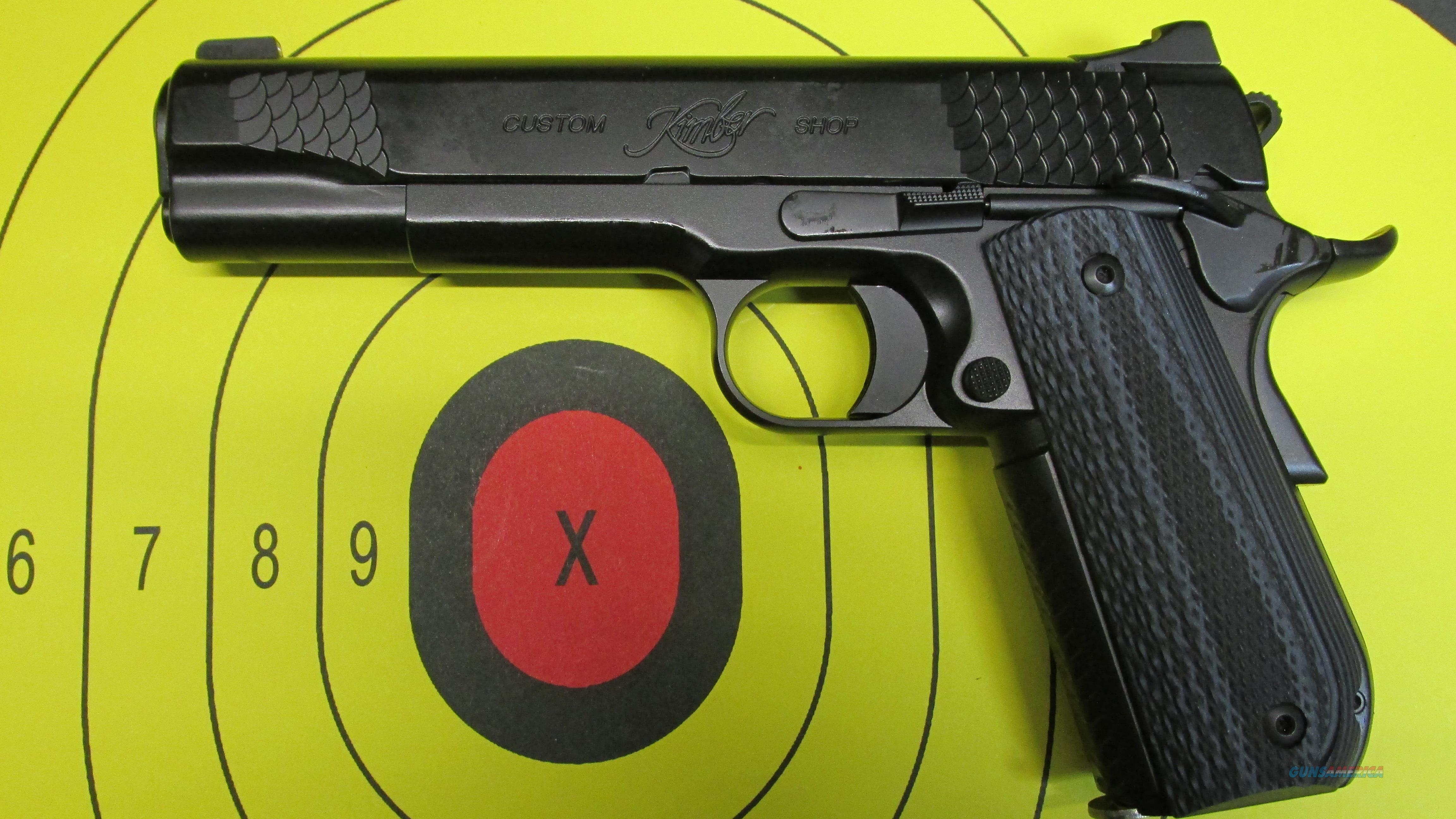 "Kimber Super Carry Custom HD 45 ACP w/ 5"" Barrel  Guns > Pistols > Kimber of America Pistols"