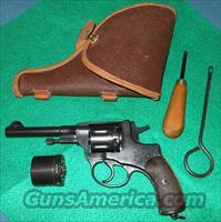 NAGANT 1895 7.62X38R REVOLVER W/ 32 ACP   Guns > Pistols > Surplus Pistols & Copies