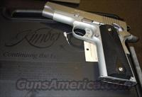 KIMBER STAINLESS PRO CARRY II 9MM 1911 STYLE PISTOL  Guns > Pistols > Kimber of America Pistols