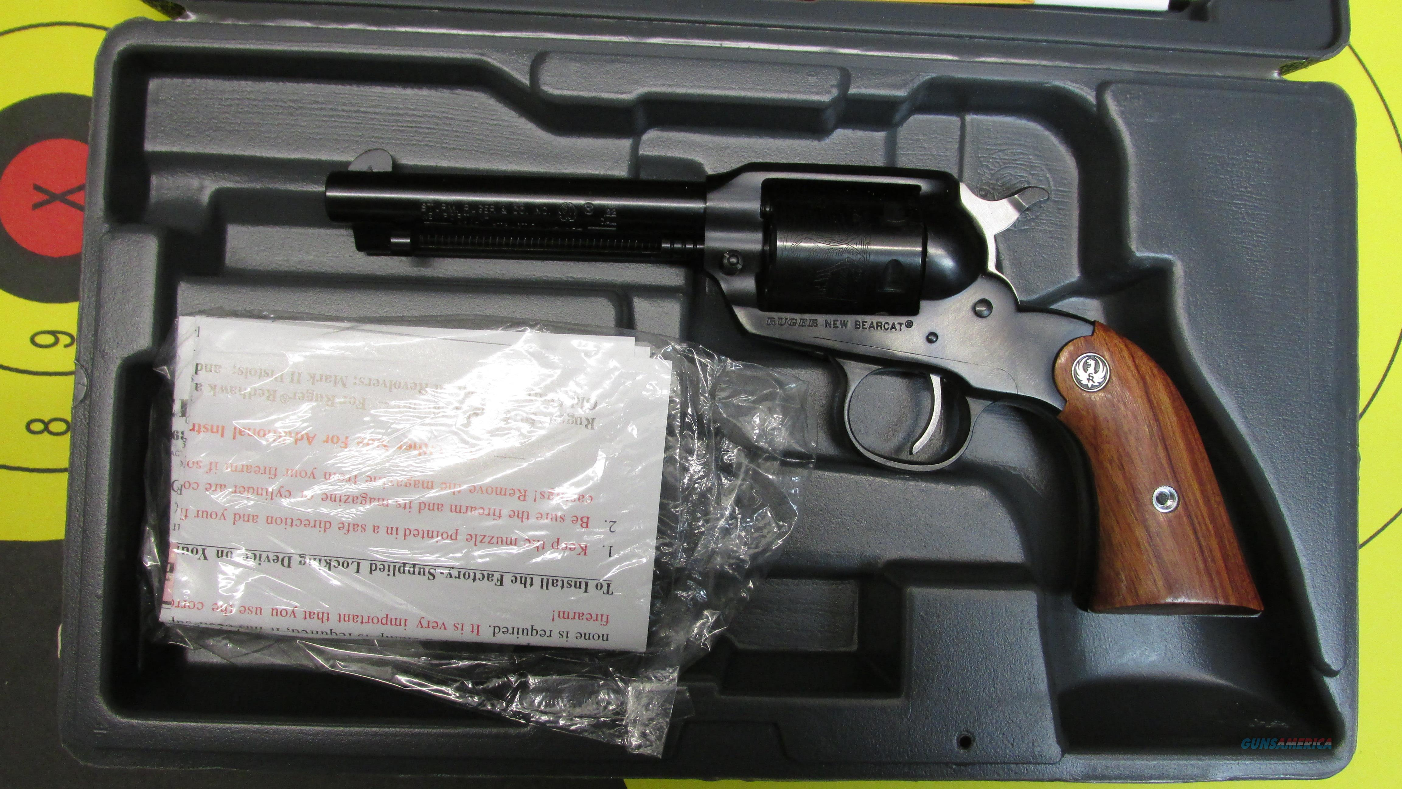 Ruger Bearcat 22LR Revolver  Guns > Pistols > Ruger Single Action Revolvers > Bearcat