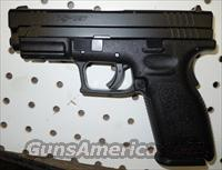 "SPRINGFIELD ARMORY 357 XD 4"" SERVICE MODEL 357 SIG PISTOL W/ 2 12 ROUND MAGS  Guns > Pistols > Springfield Armory Pistols > XD (eXtreme Duty)"