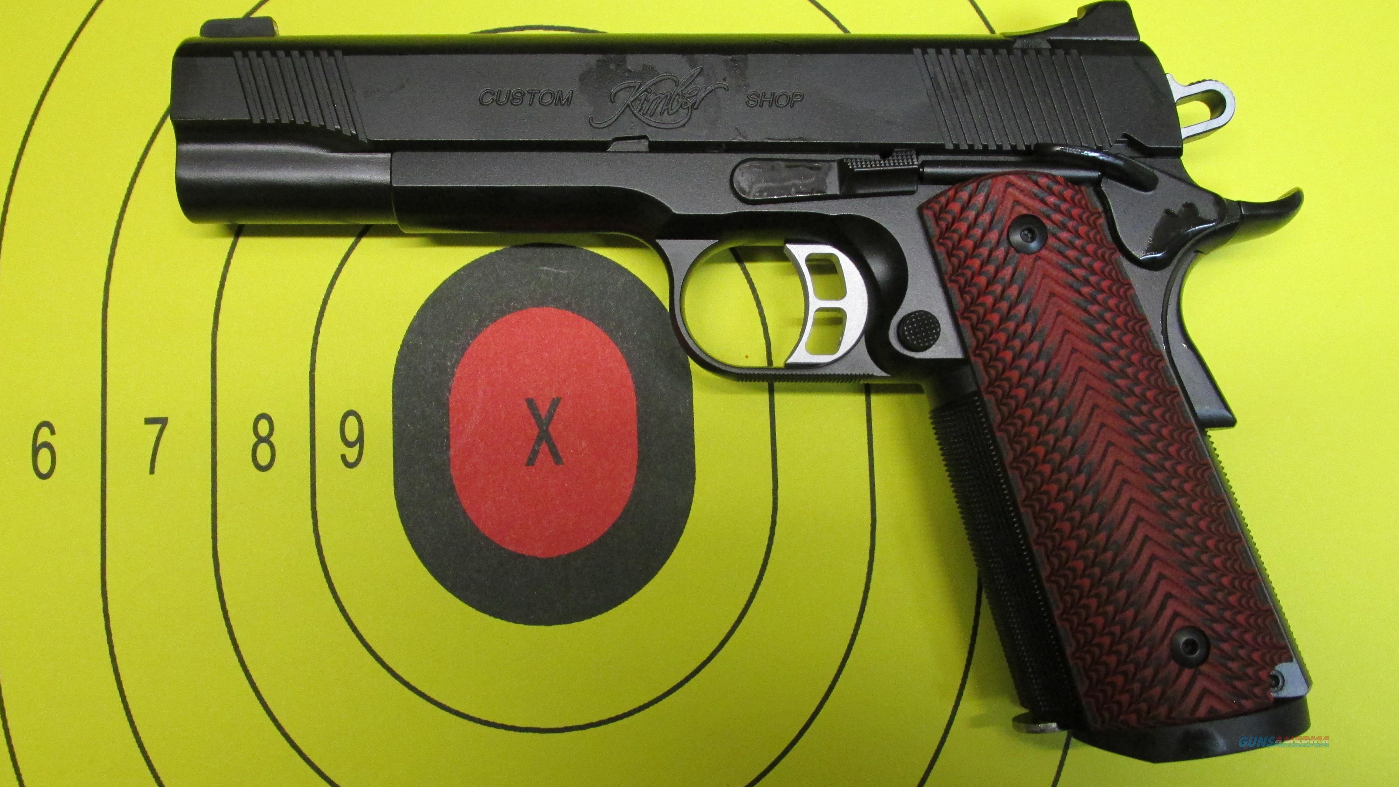 "Kimber Gold Combat II 45 ACP w/ 5"" Barrel  Guns > Pistols > Kimber of America Pistols"